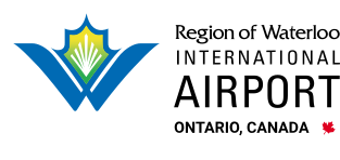 Waterloo airport logo
